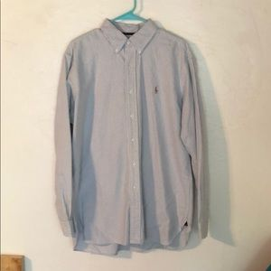 Men's Ralph Lauren Classic Button Up Shirt